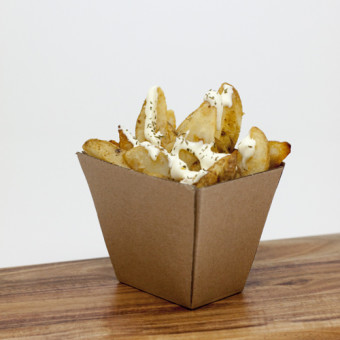 EC Snack box Chip Cup