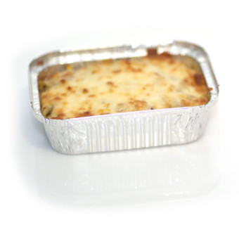 rectangular foil containers