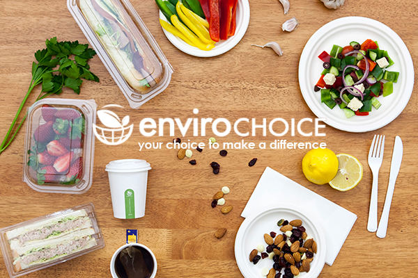 environmentally friendly disposable food packaging